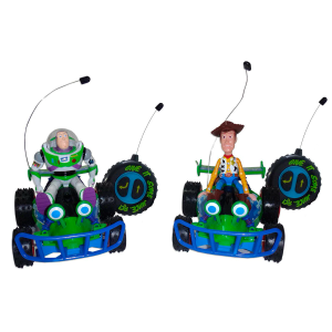 Toy Story Rc With Half