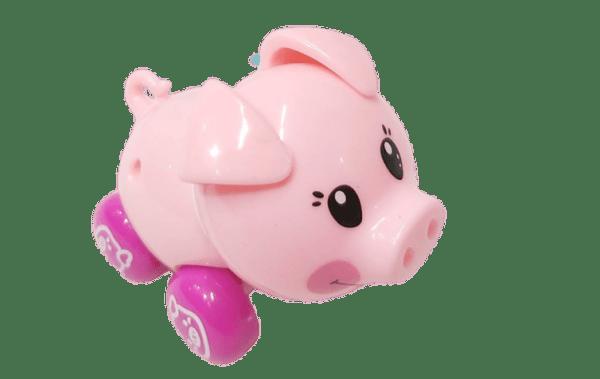 Animal de cuerda - Cerdo