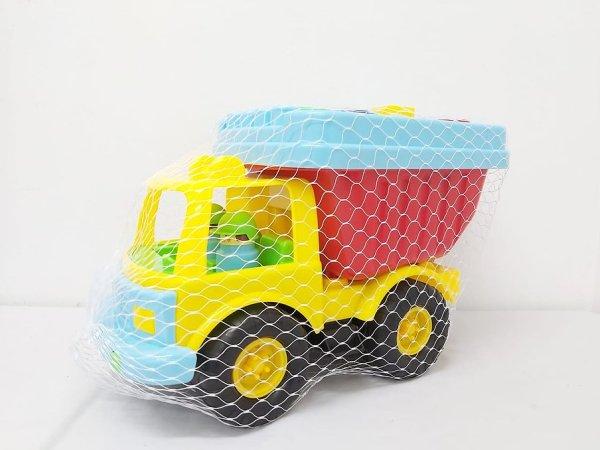 Camión de Bloques