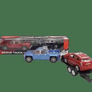 Carro con trailer Juguetes Medellín