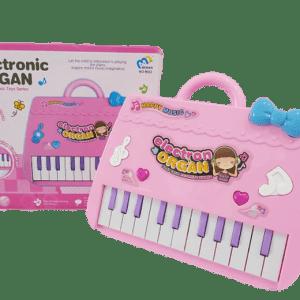Piano musical para niña