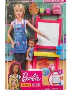 barbie_pintura