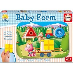 Baby formas juegos educa