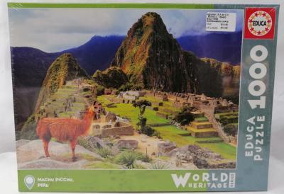 Rompecabezas Machu Picchu 1000 piezas