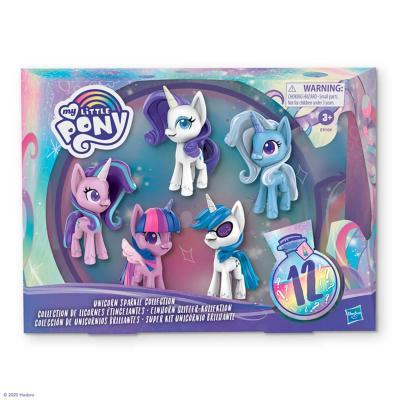 My Little Pony – Colección de unicornios brillantes