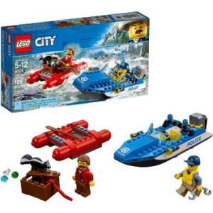 Escape del río salvaje LEGO