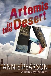 Artemis in the Desert - Annie Pearson
