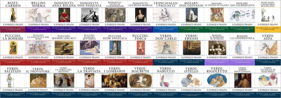 la colección - Opera en Español