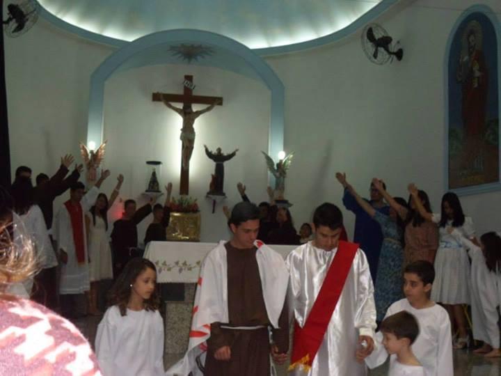Grupo Irmãos de Francisco apresentará