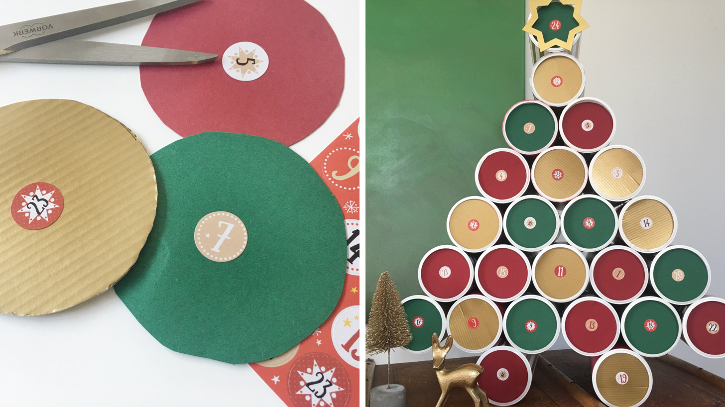 Upcycling Ideen Kinder Adventskalender-upcycling-ideen - Juhubelbox.de