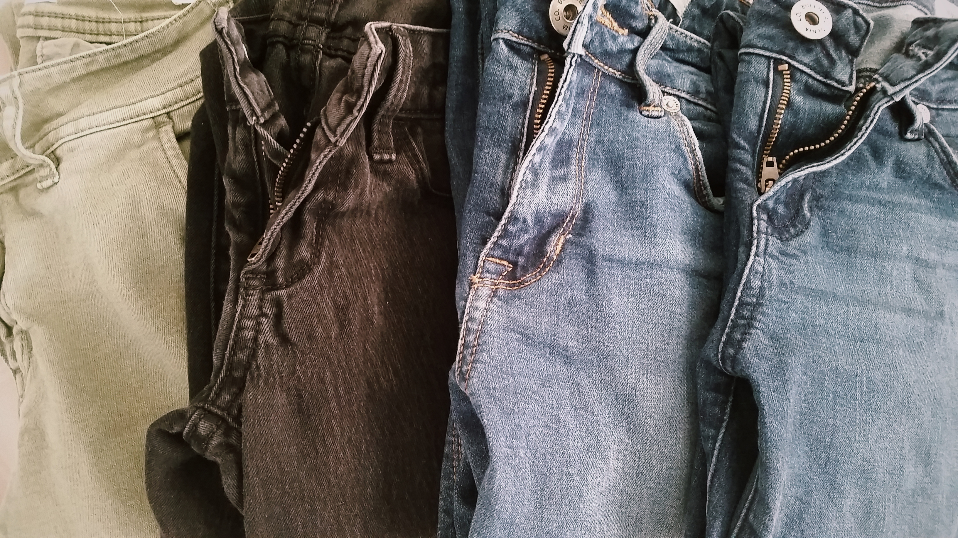 Project Capsule Wardrobe The Button Ups And The Denim