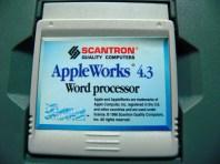 AppleWorks 4.3 cartridge