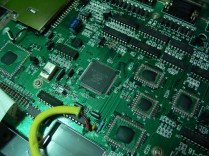 The TLC motherboard