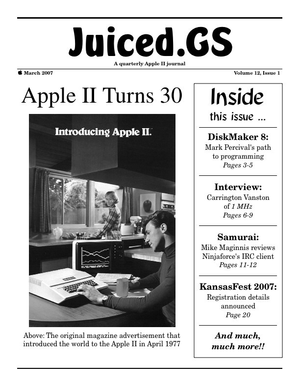 Volume 12, Issue 1 (March 2007)