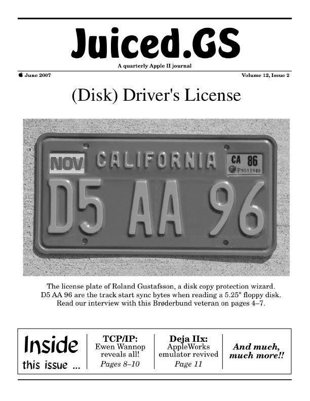 Volume 12, Issue 2 (June 2007)