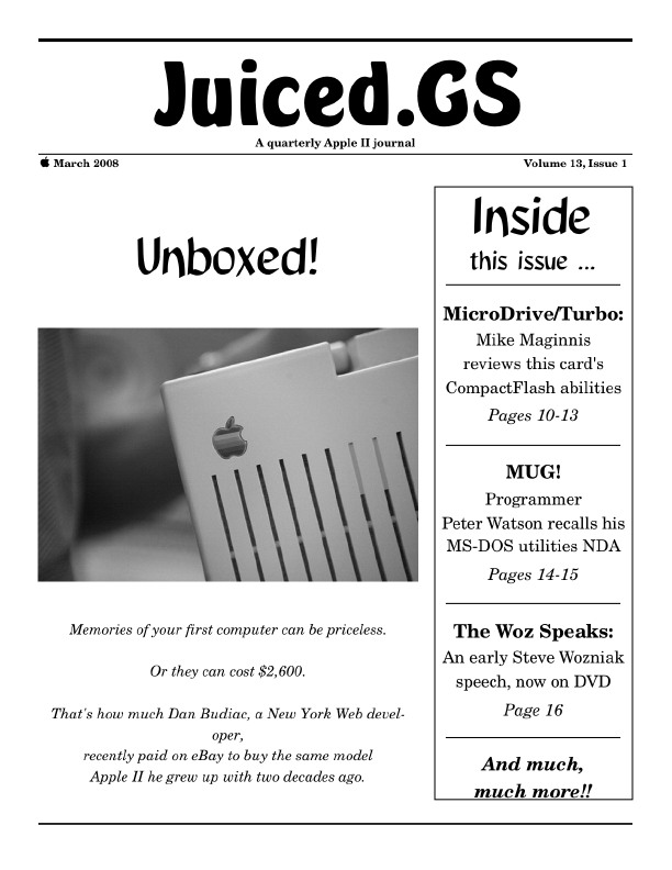 Volume 13, Issue 1 (March 2008)