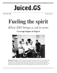 Volume 6, Issue 3 (November 2001)