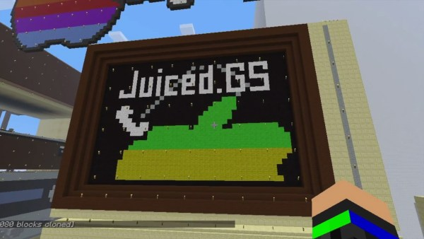 Minecraft Juiced.GS