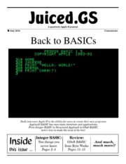 Juiced.GS Concentrate: Back to BASICs