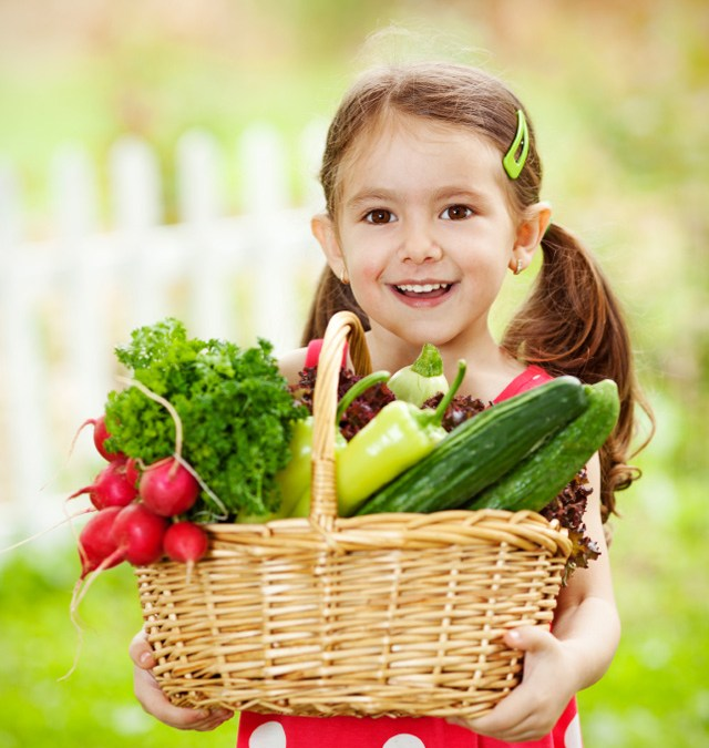 Getting the Kids to Eat More Vegetables (Part II)