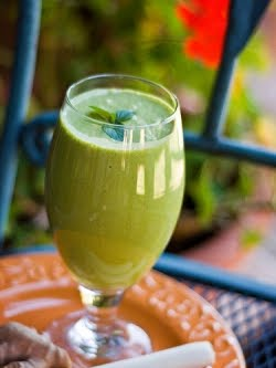 The Green Crush Smoothie