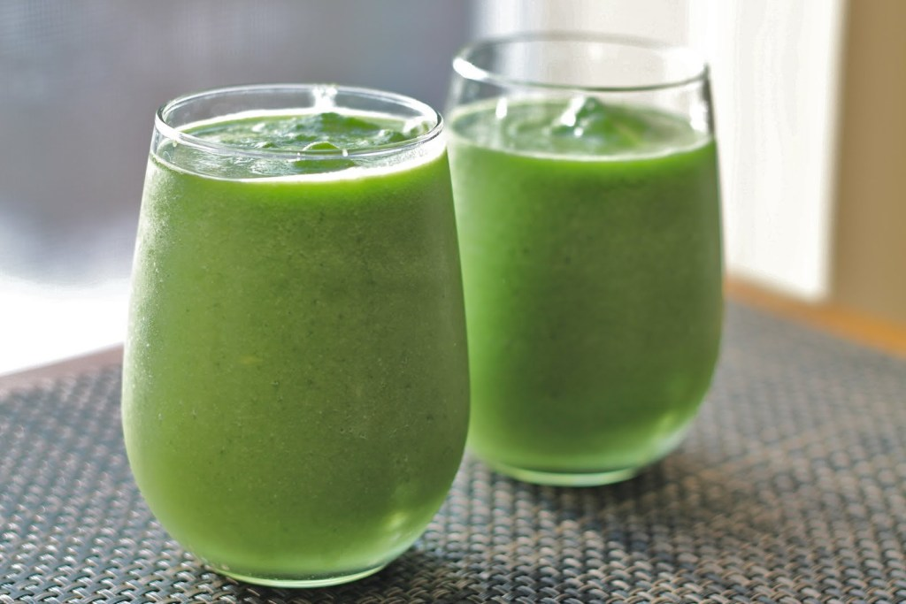 GreenSmoothieElectric