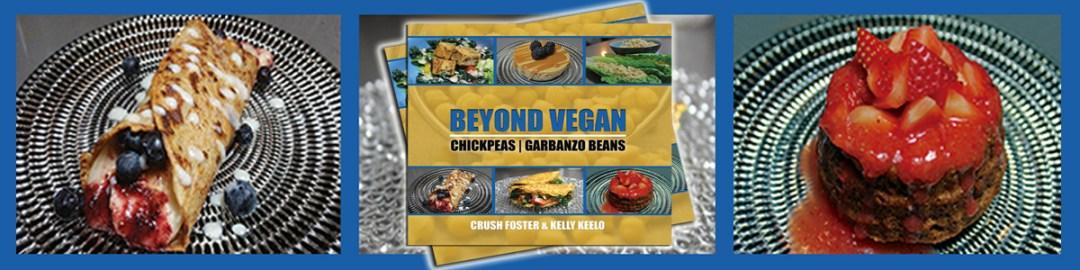 beyond vegan button