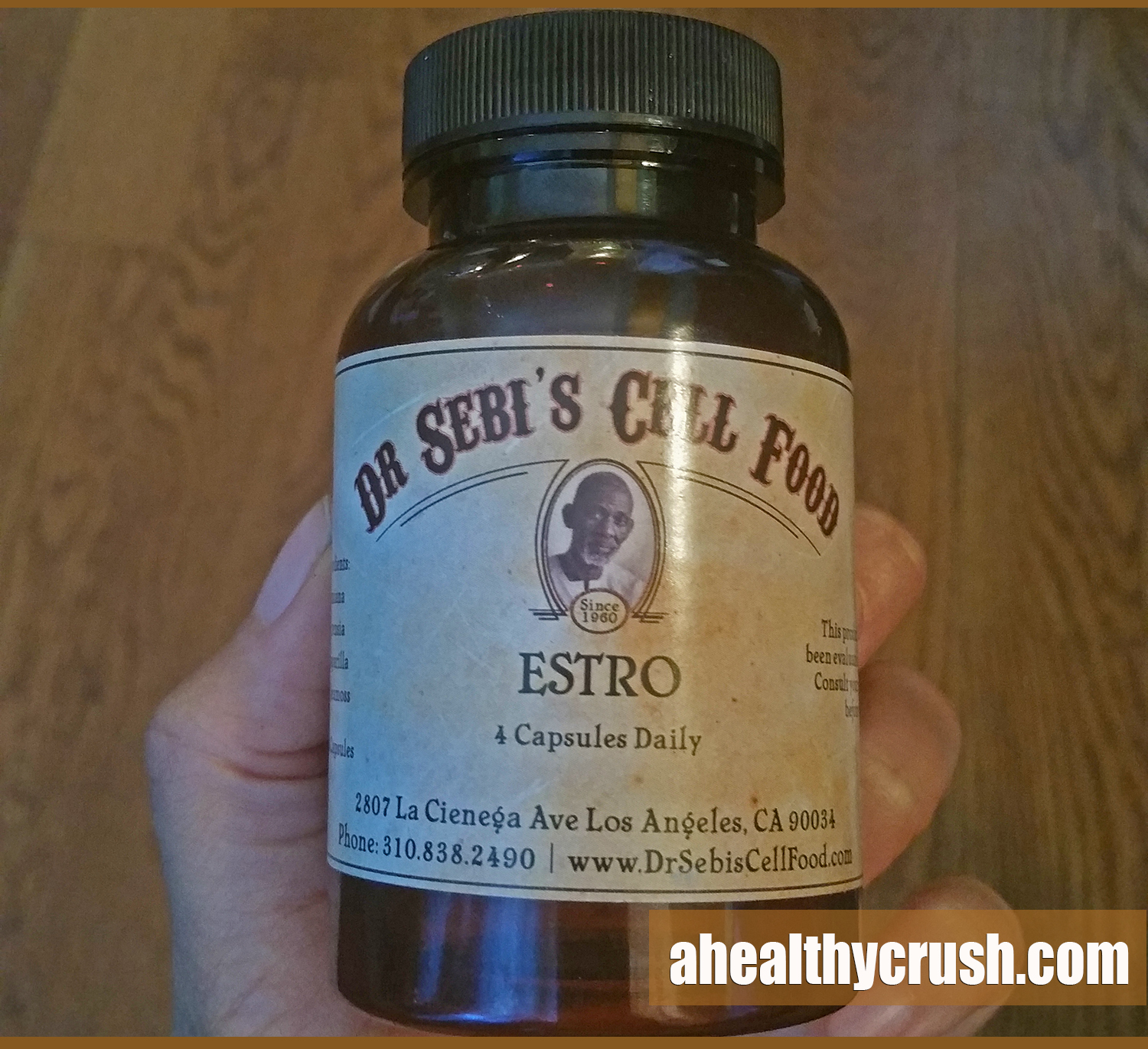 REVIEW | Dr. Sebi's Estro – Does It Make You Horny?