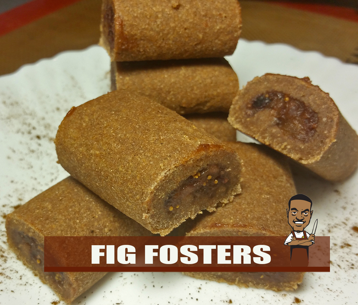 Fig Foster: Dr Sebi Approved Fig Newtons