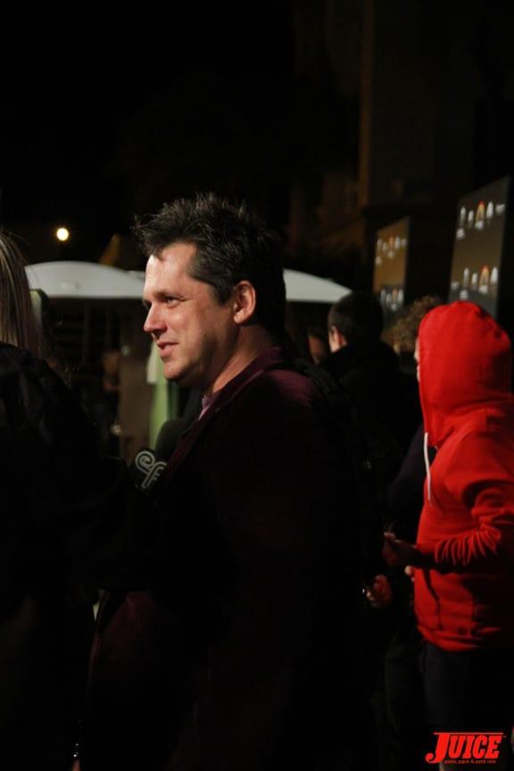 Director - Jeff Tremaine. Photo: Dan Levy