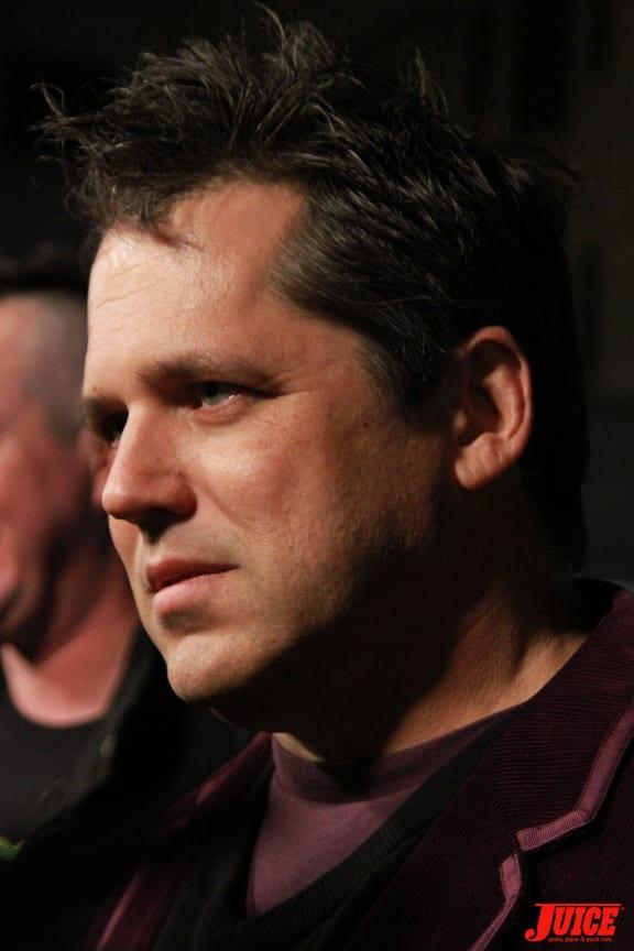 Director Jeff Tremaine. Photo: Dan Levy