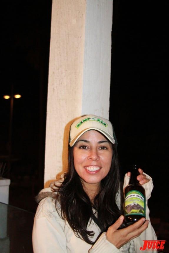 Beer lady!
