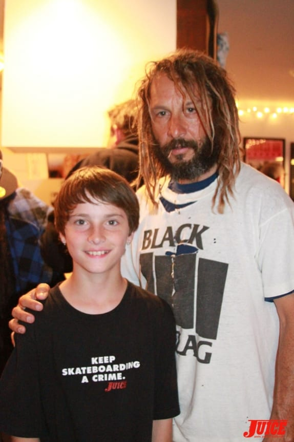 Tony Alva and Gabe