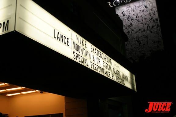 Craig Stecyk III, Lance Mountain Launch Party