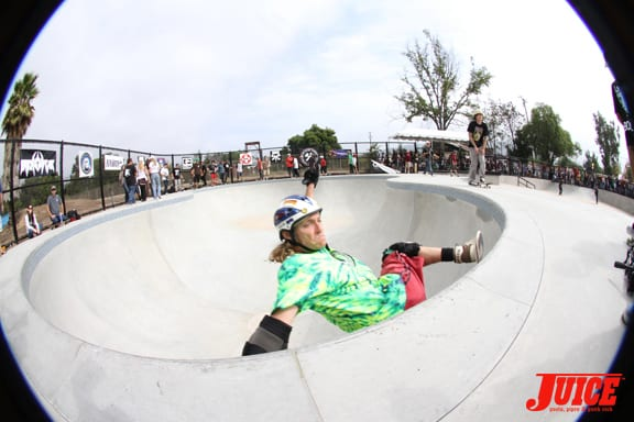 Ojai Skatepark Grand Opening