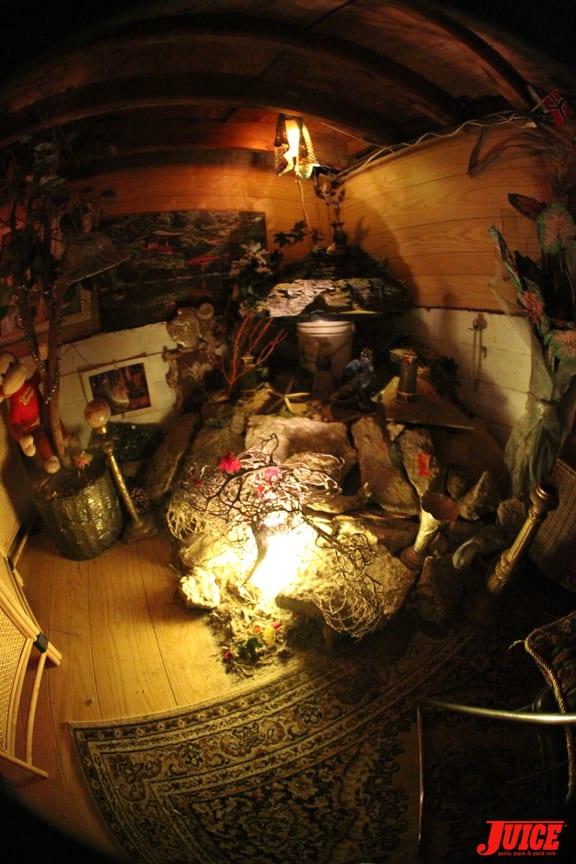 Inside Treemans