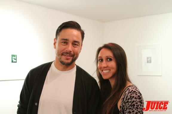 Scott Oster and Vanessa Davey