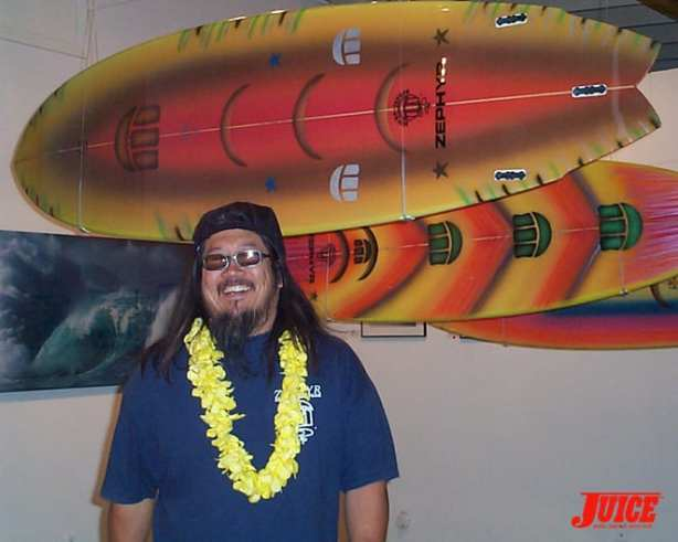 Jeff Ho Jeff Ho - Dogtown 2003. Photo: Terri Craft