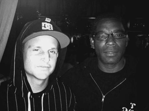 Rob Dyrdek and Lance Lemond. Photo: Lance Lemond