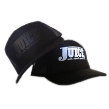 Juice Stealth and White Lightning Hats