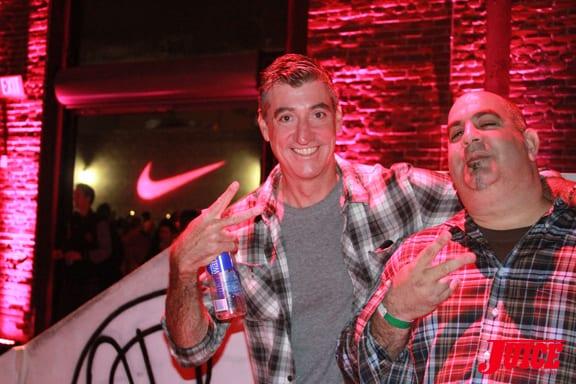 Chad and Jason, Nike Photo © Dan Levy