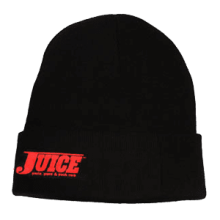 Juice Pools Pipes and Punk Rock Beanie