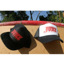 Juice Pools Pipes and Punk Rock Trucker Hats