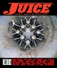 Juice 68 Dave Palmer cover