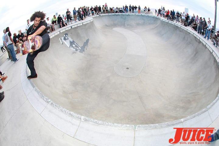 BLAKE JOHNSON. SHOGO KUBO MEMORIAL SKATE SESSION VENICE. PHOTO BY DAN LEVY