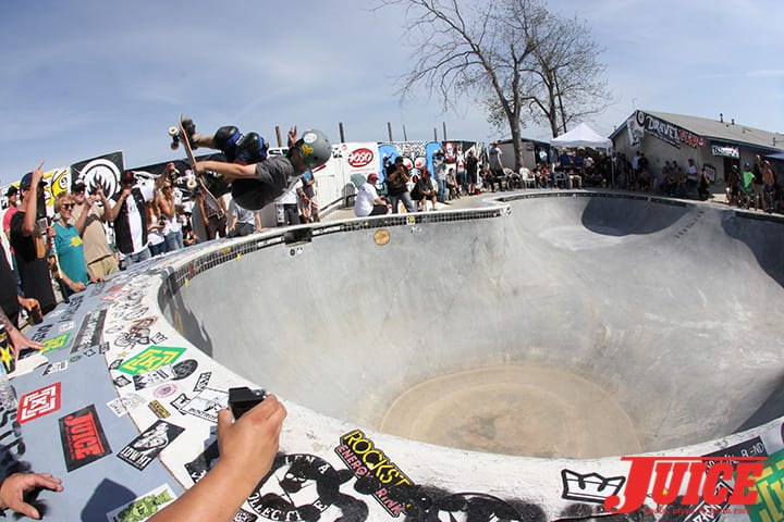 Evan Doherty. Basic Bowl 2014. Photo: Dan Levy