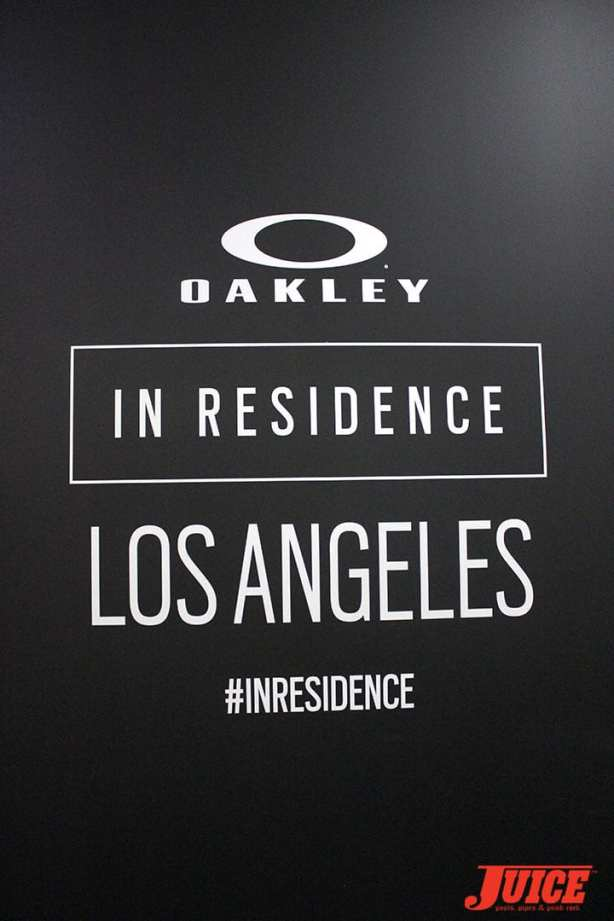 Oakley #InResidence Los Angeles, California. Photo by Vans Davey