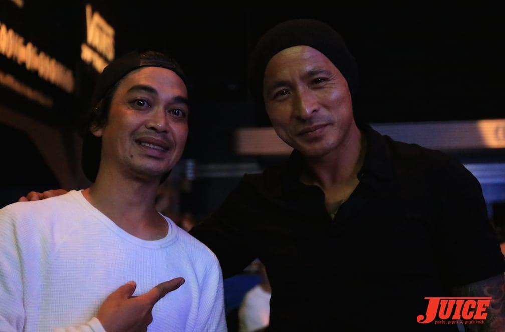 Daniel Castillo and Daewon Song. Photo by Dan Levy © Juice Magazine