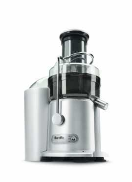 Breville JE98XL Juice Fountain Plus 850-Watt Juice Extractor