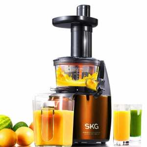 SKG Premium 2-in-1 Anti-Oxidation Slow Juicer Review